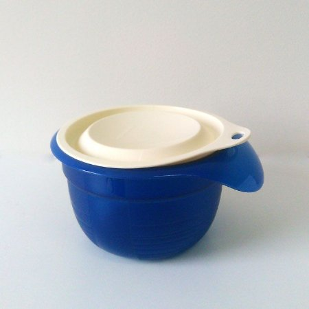 Tupperware Mini Tigela Batedeira Plus 650ml Azul