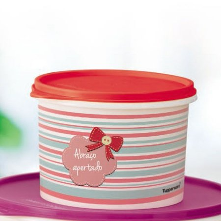 Tupperware Caixa Scrapbook 1,1 Litro
