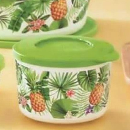 Tupperware Tigela Ilúmina Tropical 800ml Verde