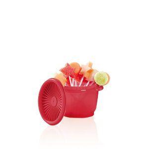 Tupperware Tigela Sensação 600ml Vermelho