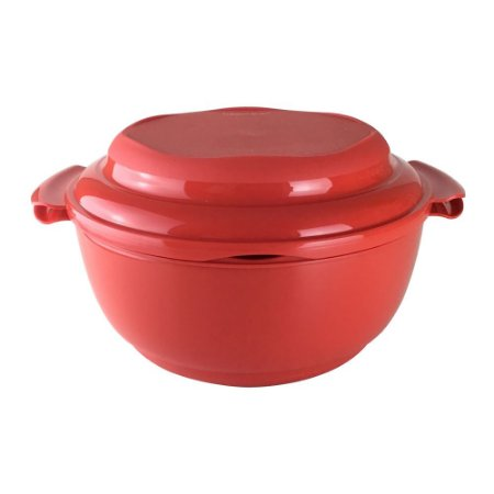 Tupperware Vaporeira Cristal Pop