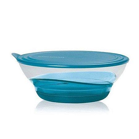 Tupperware Tigela Elegância 3,2 litros Azul Turmalina