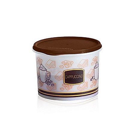Tupperware Caixa Cappuccino 1kg
