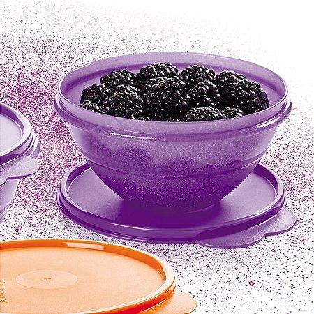 Tupperware Tigela Maravilhosa 500ml Roxo Glitter