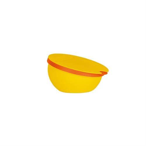 Tupperware Saleiro 300g Amarelo e Laranja