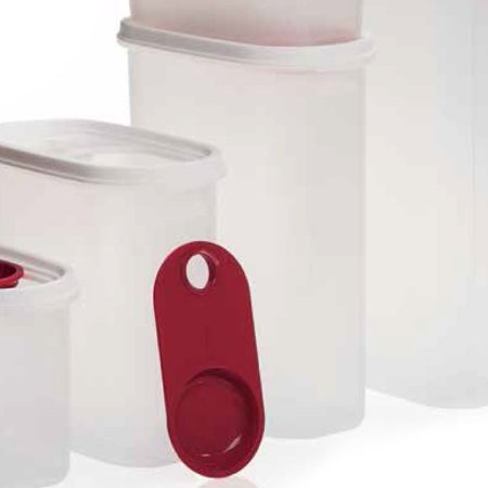 Tupperware Modular Oval 4 Plus 2,3 litros