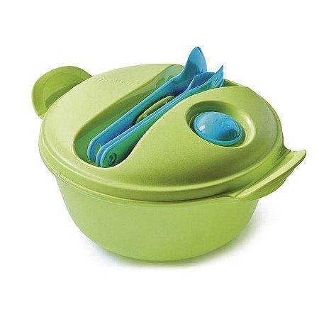 Tupperware Lanchonete 1,5 litro Verde