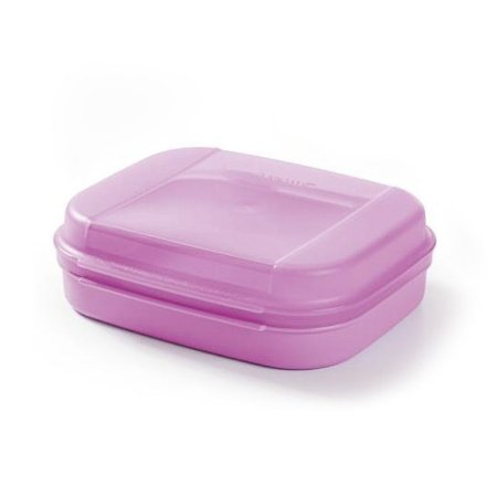 Tupperware Visual Box Mini 500ml Rosa
