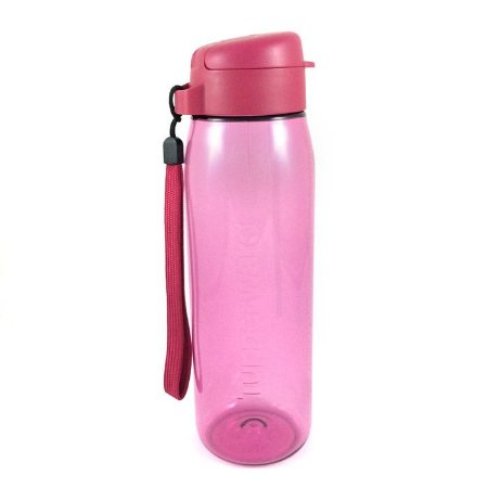 Tupperware Eco Tupper Garrafa Policarbonato 750ml Rosa