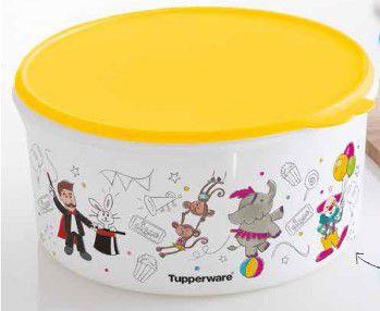 Tupperware Caixa Circo 10 Litros