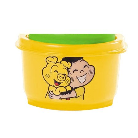 Tupperware Potinho Chovinista 140ml Amarelo