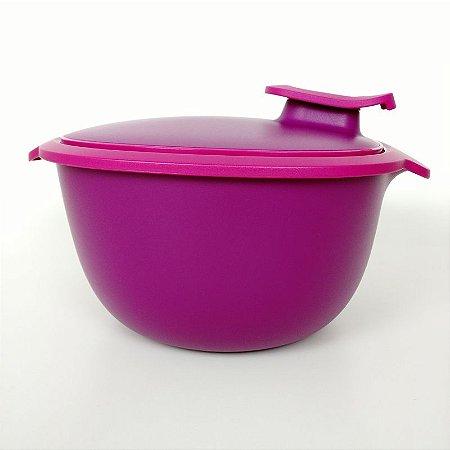 Tupperware Travessa Thermo Tup 3,25 litros Rosa