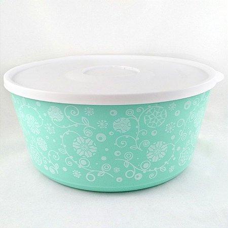 Tupperware Tigela Ilúmina 4,3 litros Verde Mint
