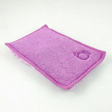 Tupperware Esfregão Microfibra para Louça Roxo