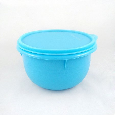 Tupperware Tigela Batedeira 2 litros Azul Claro