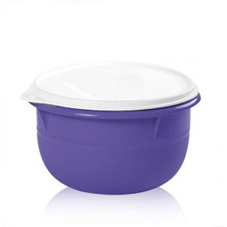 Tupperware Tigela Batedeira 2 litros Roxo