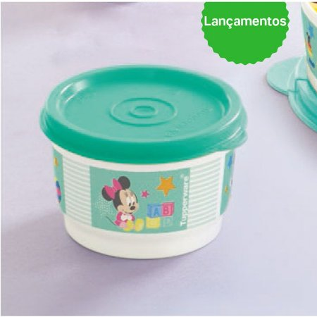 Tupperware Potinho Baby Disney 140ml Verde
