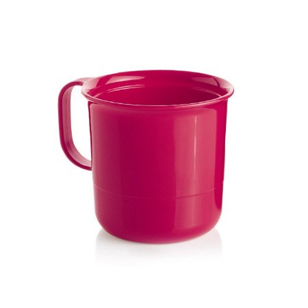 Tupperware Caneca Vermelha 350ml