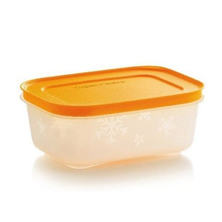 Tupperware Freezer Line 450ml Laranja