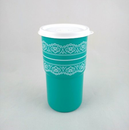 Tupperware Copos Colors Rendas 350ml Verde Mint