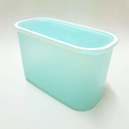 Tupperware Baseline Oval 800ml Verde Mint