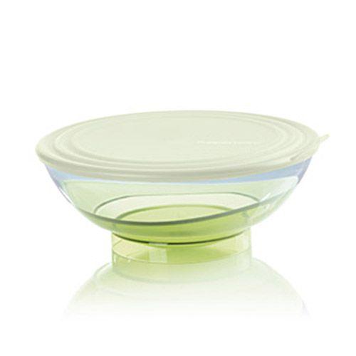 Tupperware Tigela Elegância Verde 1,5 litro