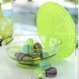 Tupperware Tigela Elegância Verde 1500 ml