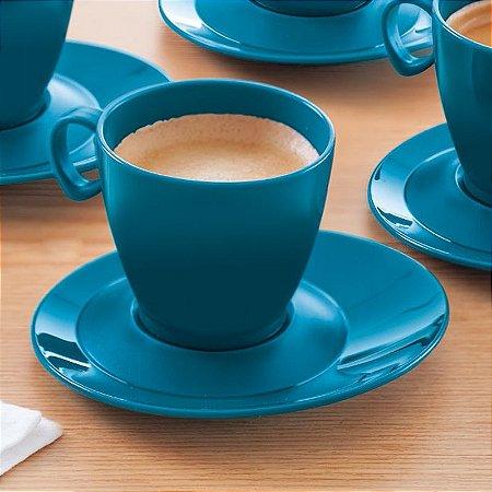 Tupperware Xícara Design Turmalina Paraíba 180ml