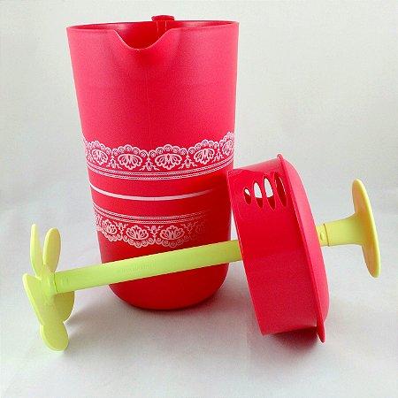 Tupperware Jarra Mágica Primavera com Renda 2 litros