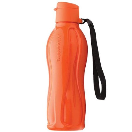 Tupperware Eco Tupper 500ml Plus Verão Laranja