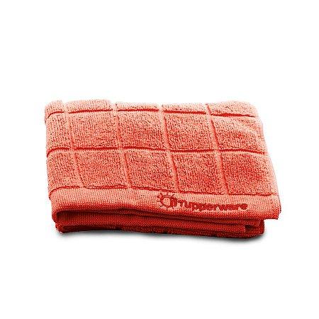 Tupperware Pano Microfibra para Secar Louça Vermelho
