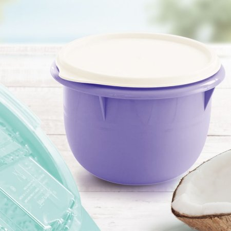 Tupperware Tigela Batedeira 1 litro Lilas