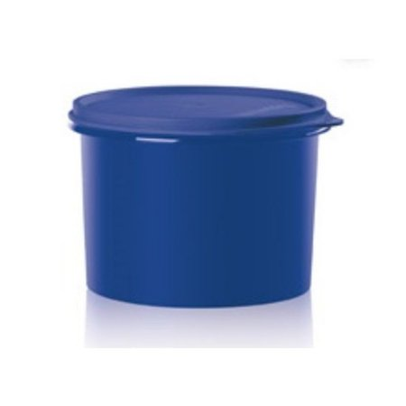 Tupperware Tupper Caixa 1,2 litro Azul