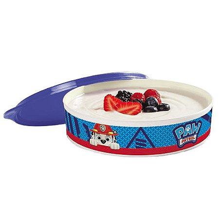 Tupperware Pratinho Patrulha Canina 500ml