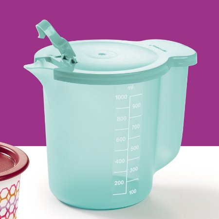Tupperware Exata 1 Litro Mint