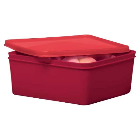 Tupperware Basic Line Vermelho 2,5 litros