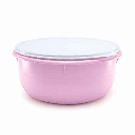 Tupperware Tigela Batedeira 3,2 litros Rosa Bebê