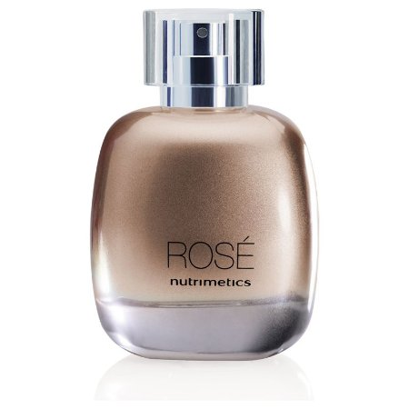 Perfume Nutrimetics Rosé 100ml Deo Colônia Feminina Frutal