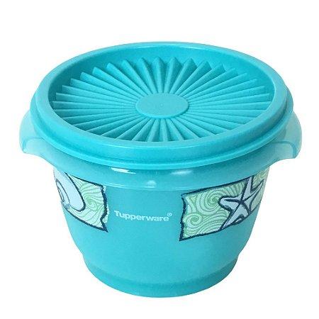 Tupperware Tigela Sensação 600ml Azul Turquesa