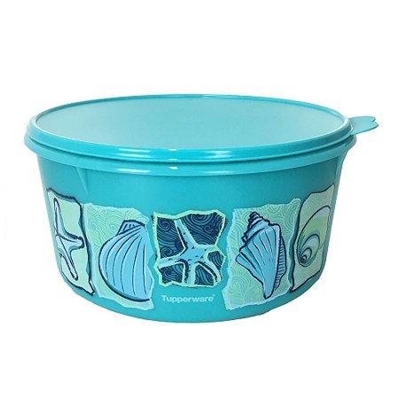 Tupperware Porta Tudo 10 Litros Azul Turmalina