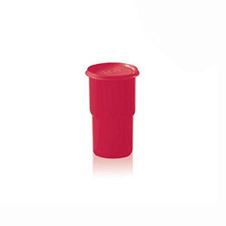 Tupperware Copos Colors Vermelho 350ml