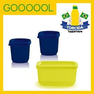 Tupperware Trio Mini Refri Line