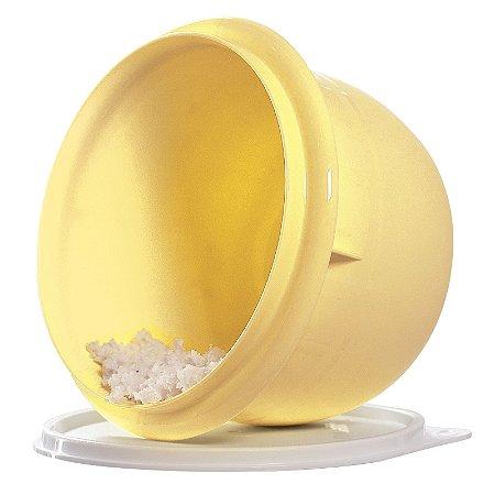 Tupperware Tigela Batedeira 1 litro Amarelo