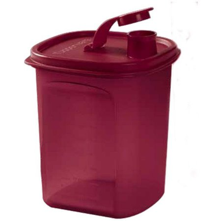 Tupperware Guarda Suco Slim 1 Litro Marsala