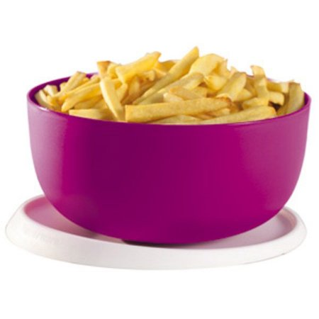 Tupperware Tigela Toque Mágico 550ml Roxo