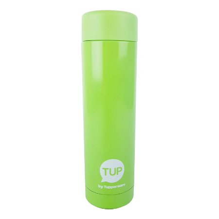Tupperware Garrafa Térmica 210ml Verde