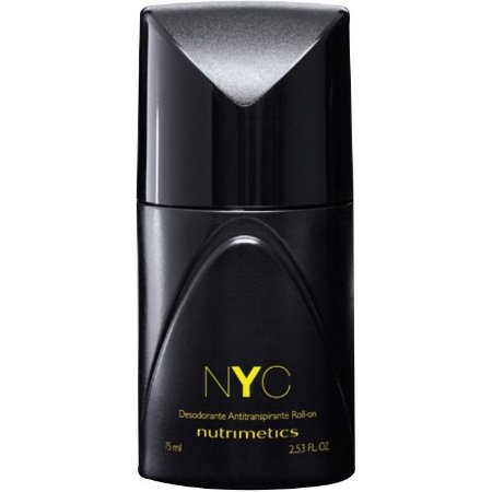 Nutrimetics Desodorante Antitranspirante Roll-on Nyc 75ml