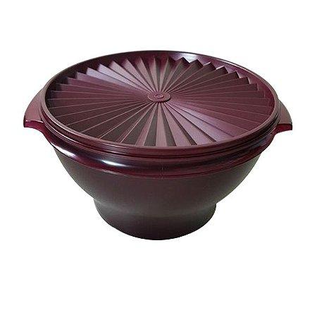 Tupperware Tigela Sensação 4 litros Marsala