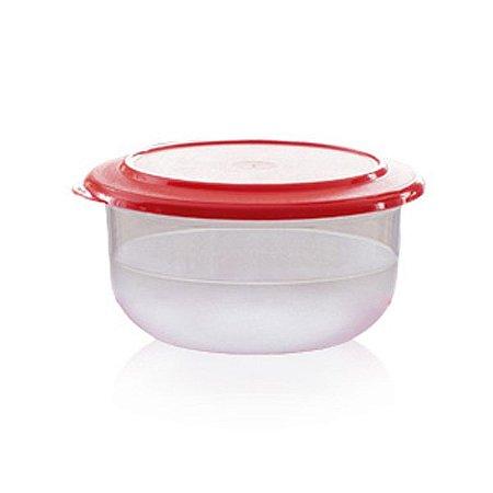 Tupperware Tigela Cristal 2,1 litros Transparente