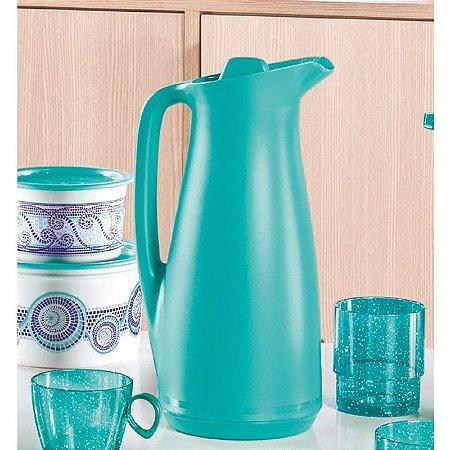Tupperware Garrafa Térmica 1 litro Verde